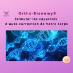 Stimuler les capacités naturelles d'auto-correction du corps grâce à l'Ortho-Bionomy