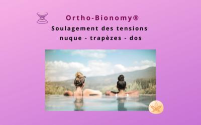 L'Ortho-Bionomy® c'est quoi ? : Vous comprendrez facilement en 7 étapes. (1/7)